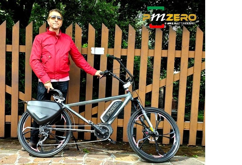 Postural-bike-Pmzero-bici-elettrica