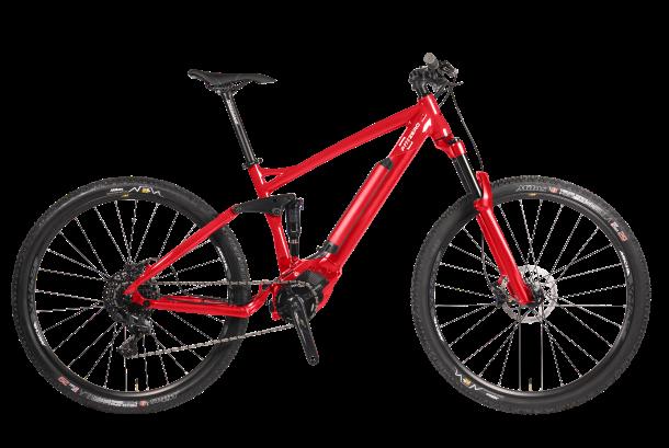 Bici elettrica Pmzero MTB 02 FS bici elettrica