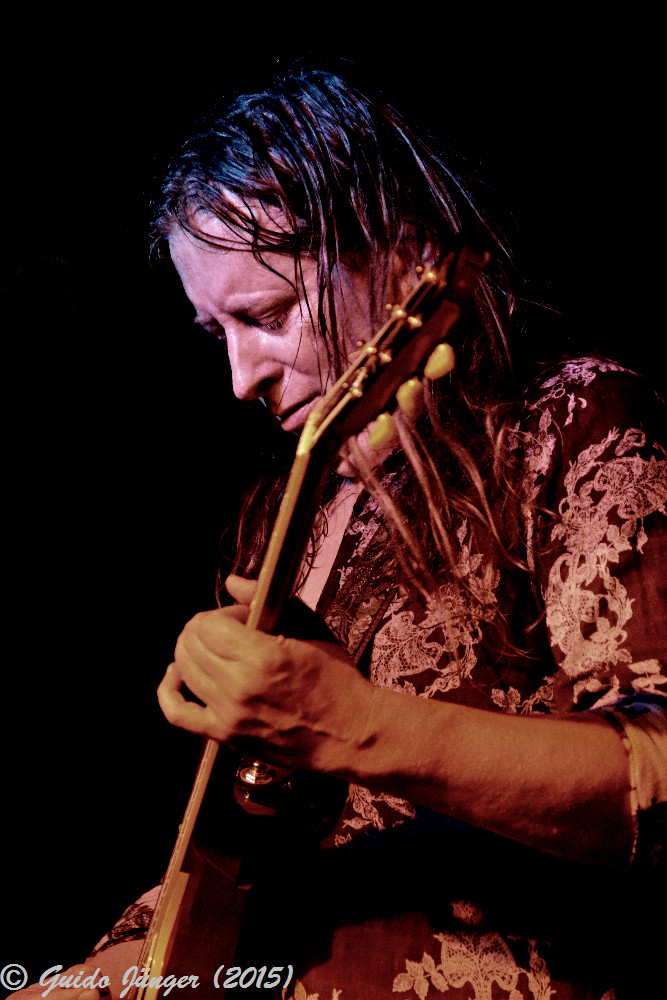 Innes Sibun; Innes Sibun Band; Blues meets Rock; RIO, Eschweiler
