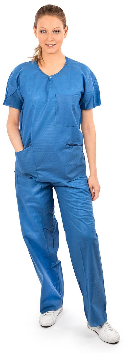 Bereichs- und Patientenbekleidung