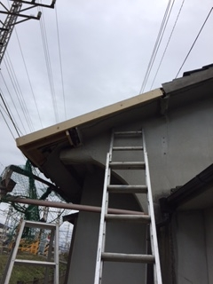 堺市丈六 瓦 防水 修理
