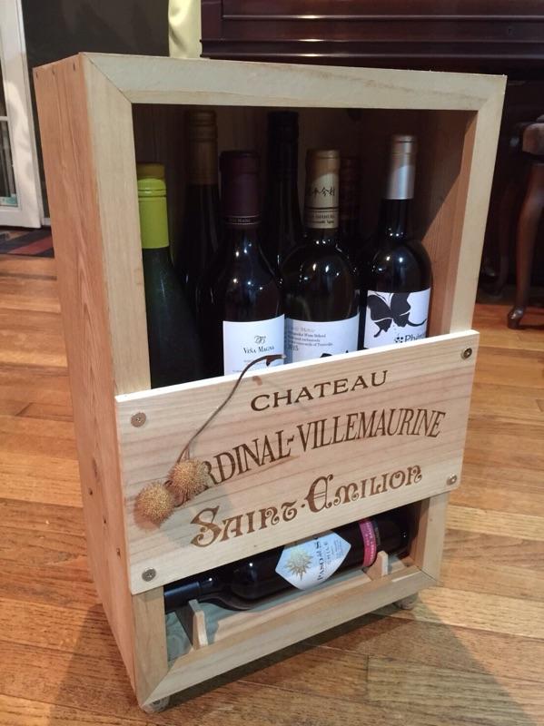 ワイン保管BOX