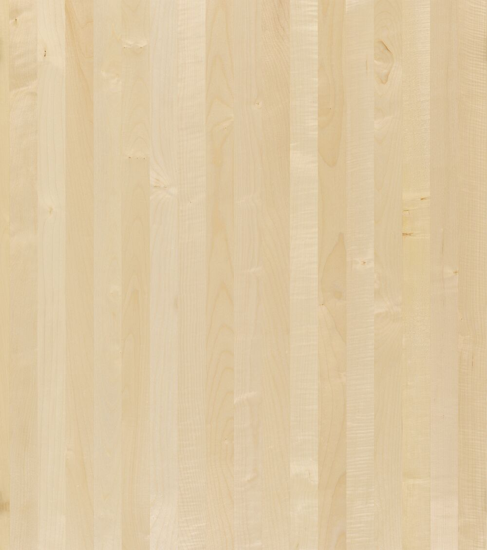 3- Schicht Massivholzplatte Birke roh