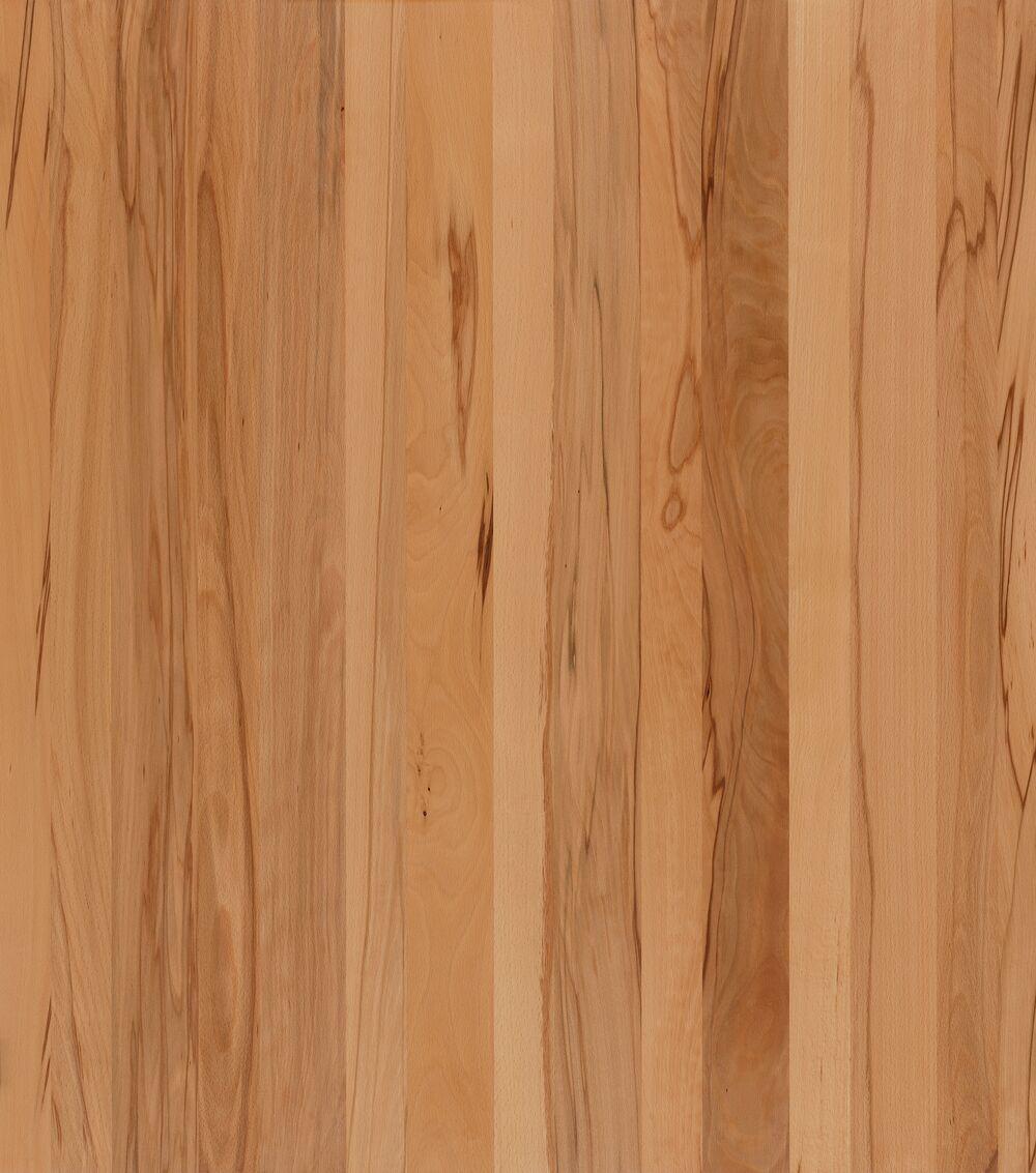 3- Schicht Massivholzplatte Kernbuche ged. geölt