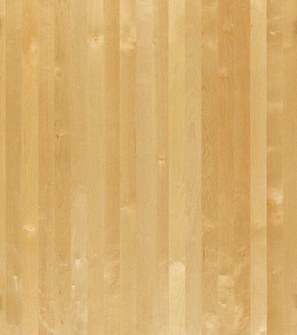 1- Schicht Massivholzplatte Birke A/B select Oberfläche geölt