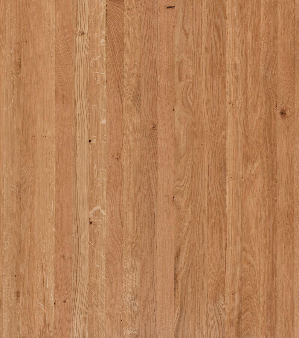 Eiche Rustikal A/B select, Oberfläche geölt (DG)