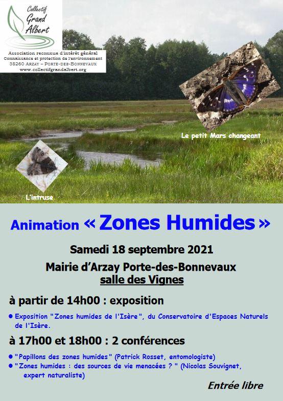 Animation « Zones Humides »