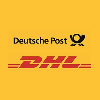 Deutsche Post und DHL Logo