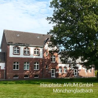 AVIUM Büro in Mönchengladbach