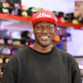 BRONX Inhaber Adama Diallo