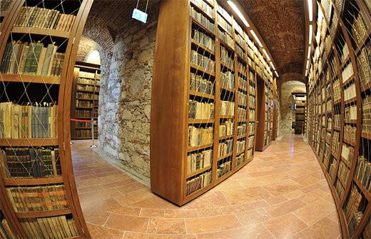 Bibliothek Stift St.Paul