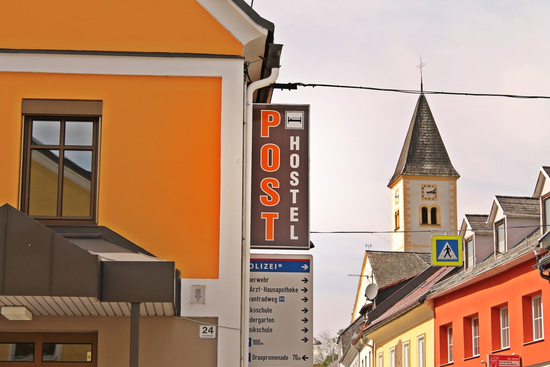 Post Hostel
