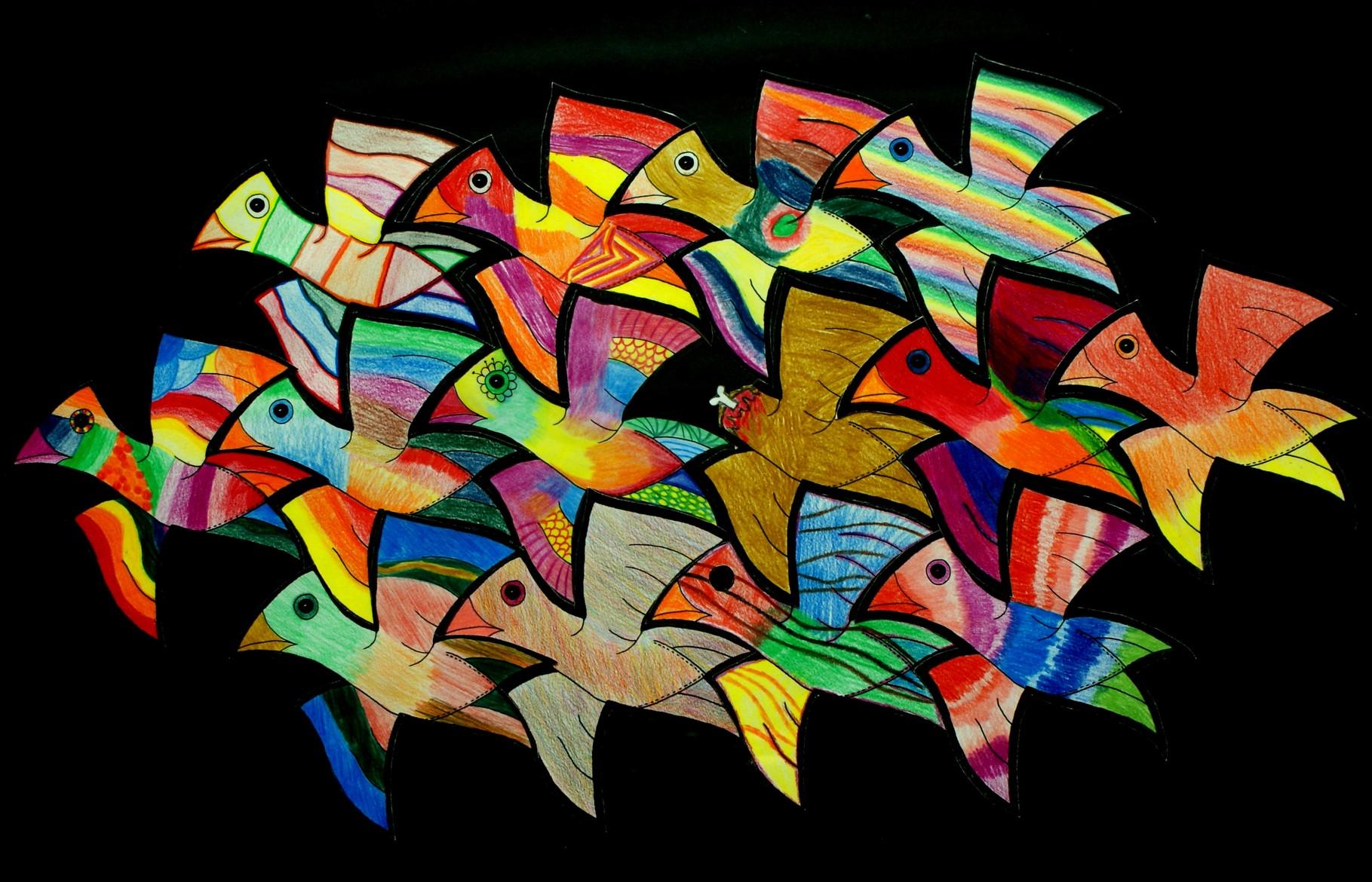 Groepsopdracht In De Stijl Van M C Escher De Website