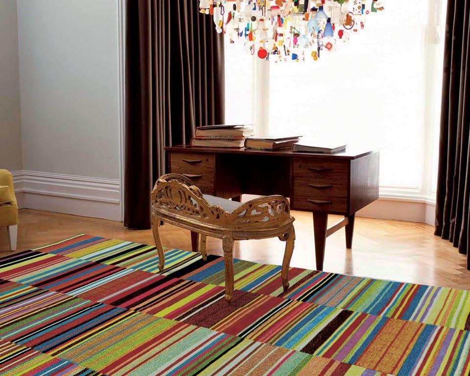 Elegante Teppich