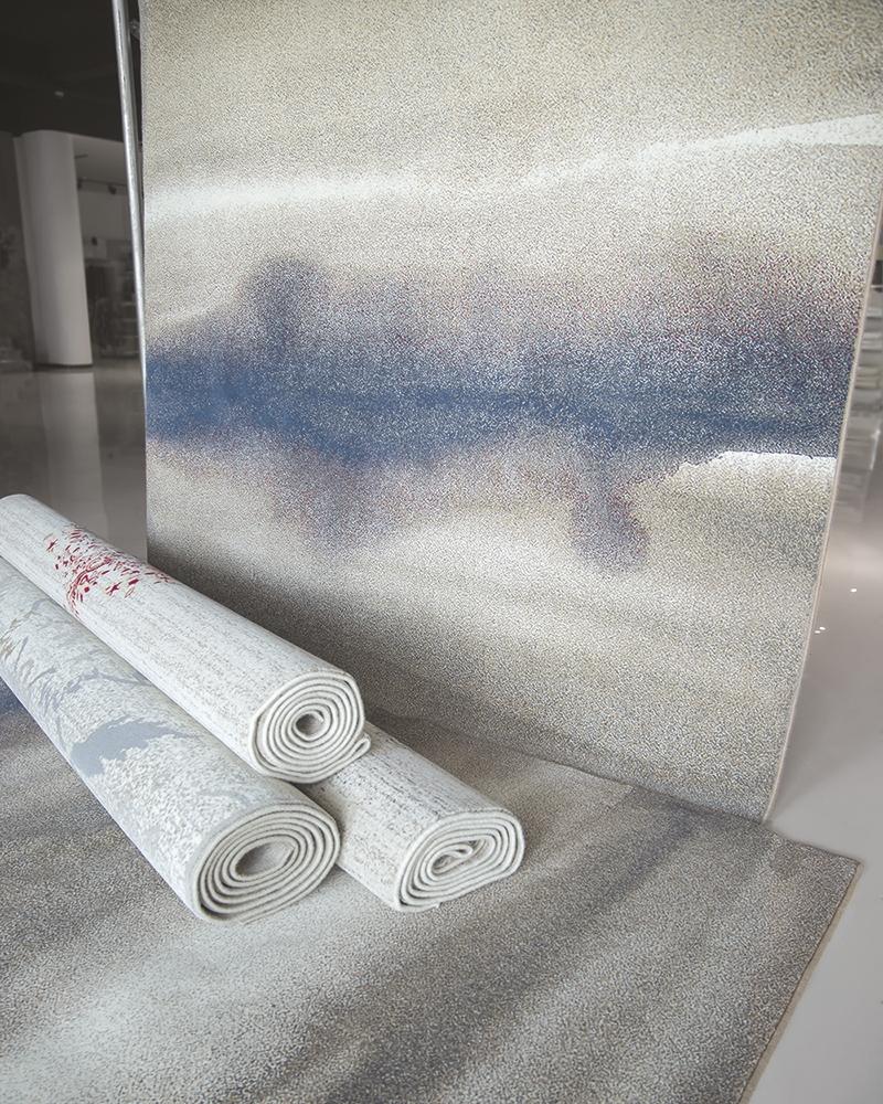 Pur Wollkunst Teppich
