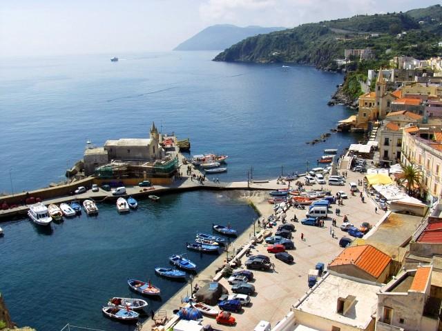 Lipari - Liparische Inseln - Äolische Inseln - Isole Eolie - Odysseus -  Aeolus