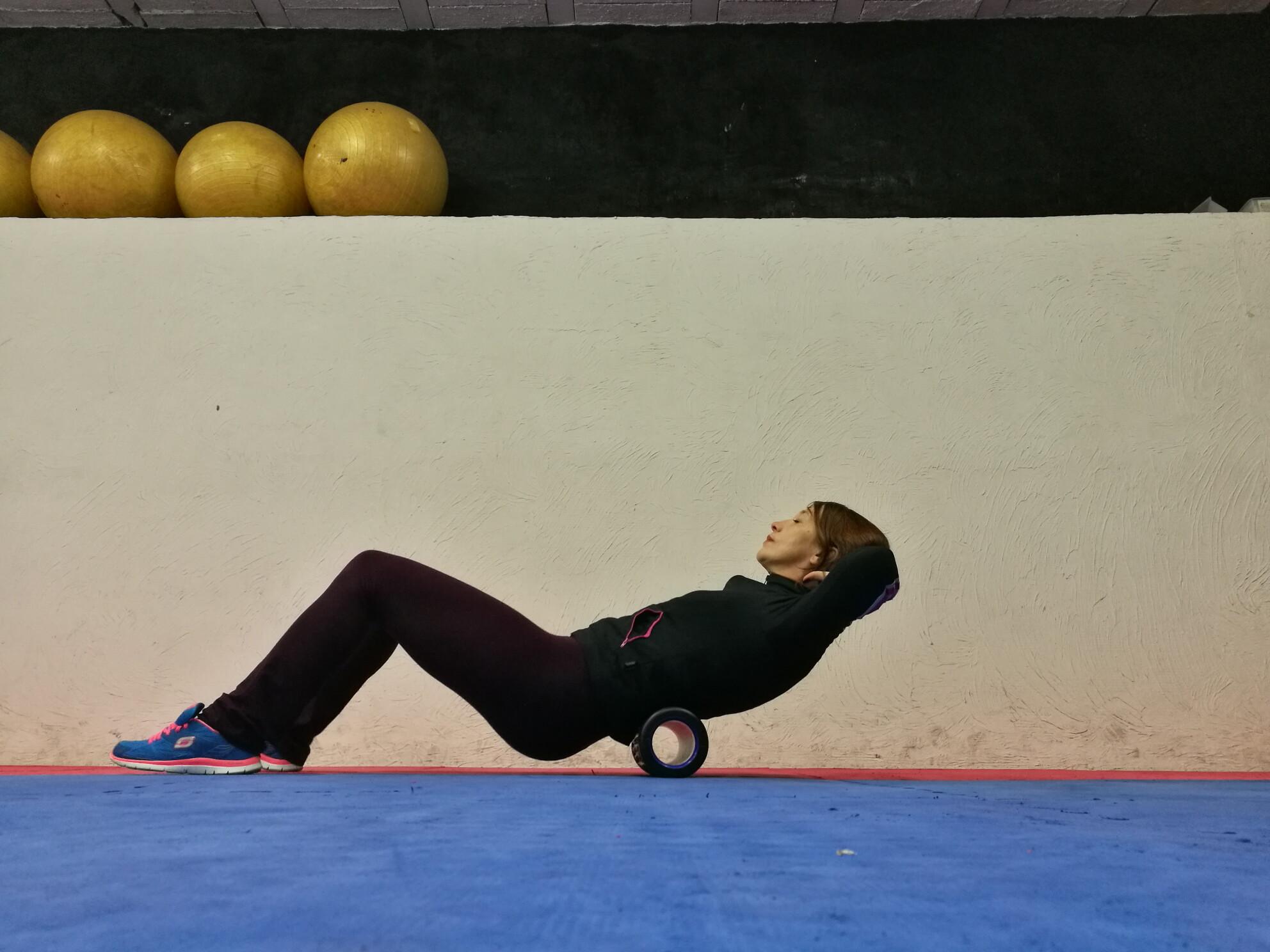 gymnastique fascial contre le mal de dos !