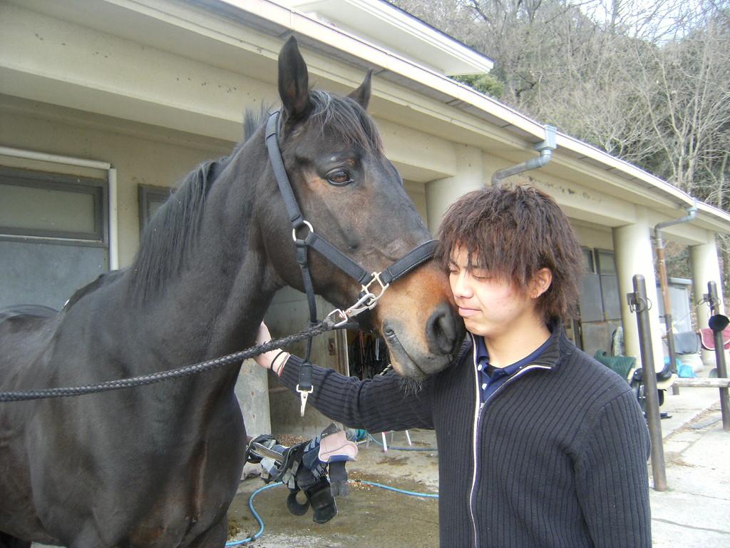 下谷田さんと龍舞(くろべ)