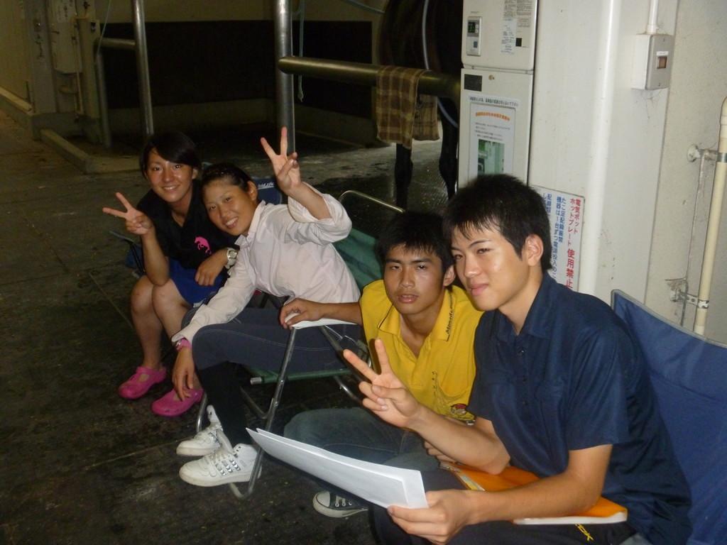 2011年 全学 with産大