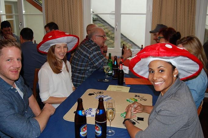 Ganzes Fest: Jass-Egge bei Familie Ehrsam