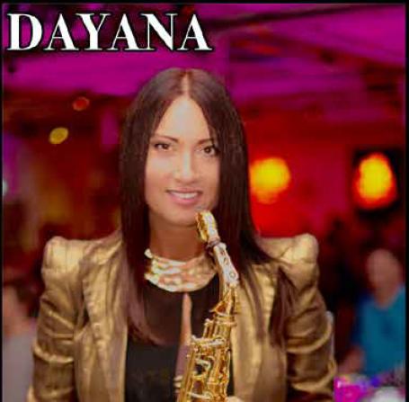 Freitag und Samstag: Alleinunterhalterin Dayana (SVP/Schiessverein/Gewerbe)