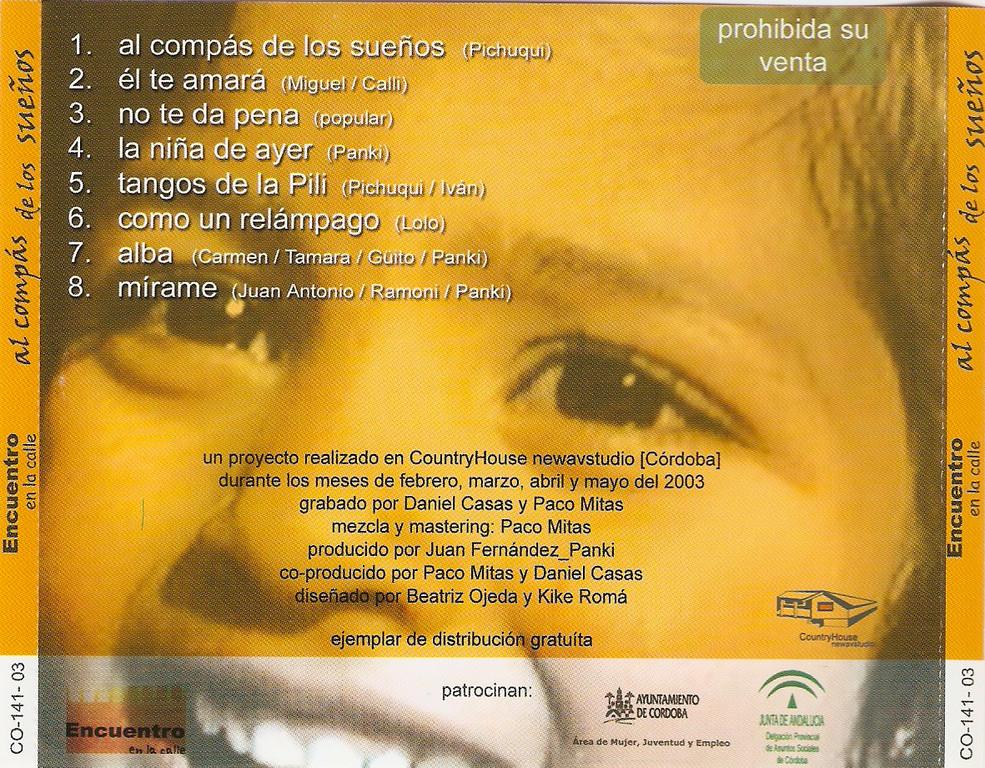 """""""Al Compás de los Sueños"""" - Ayto. Córdoba - Junta de Andalucía"""
