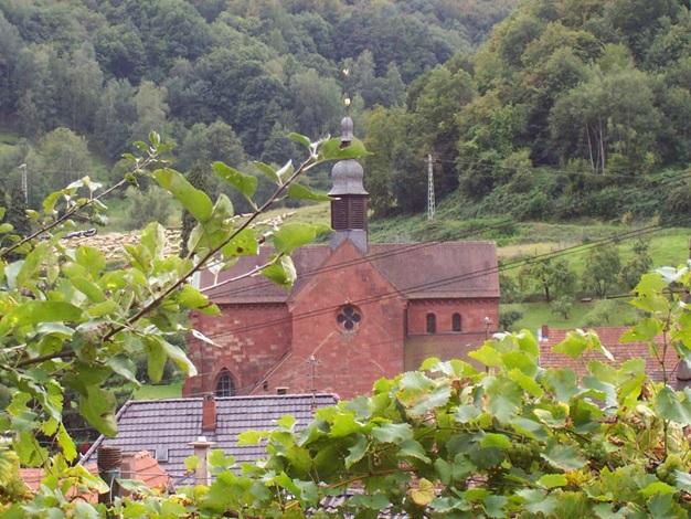 Kirche in Eußerthal
