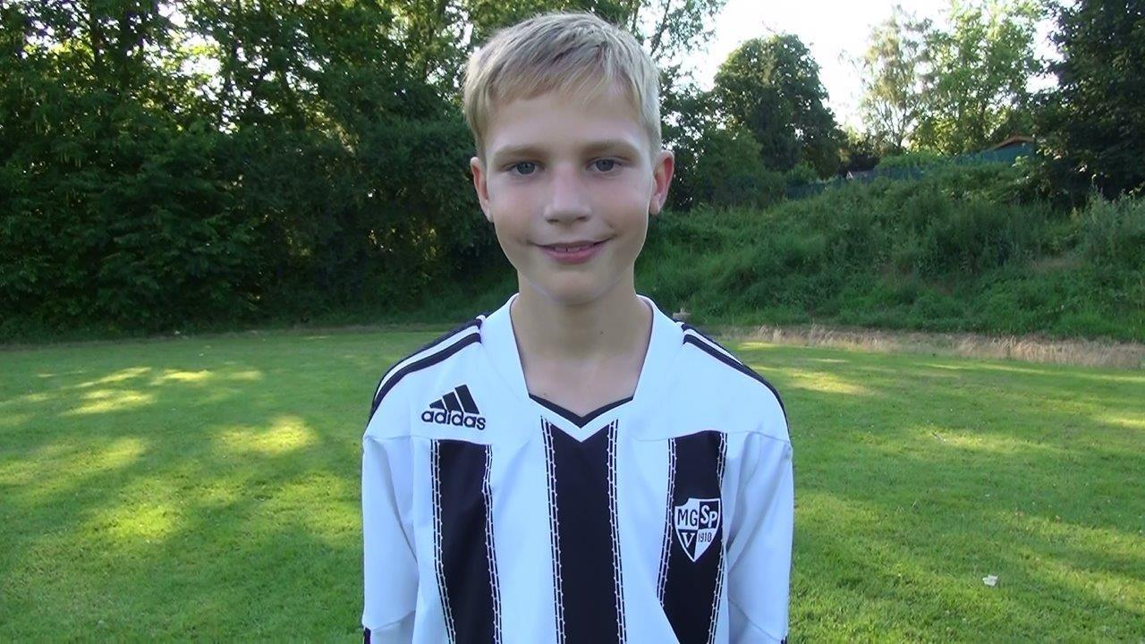 Luis der Fußballer