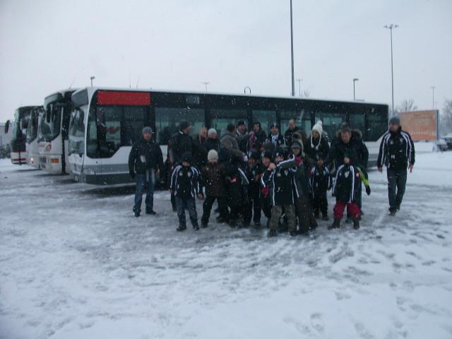 Ausflug in Esprit-Arena Fortuna Düsseldorf am 18.12.2010