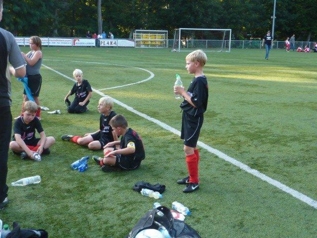 Sport-Breuer-Cup am 16.09.2012 bei TuRa Duisburg