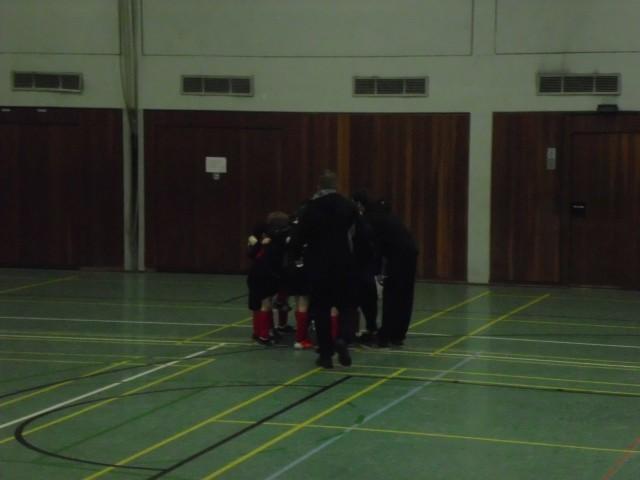 Hallenturnier in Orken Noithausen am 25.02.2012