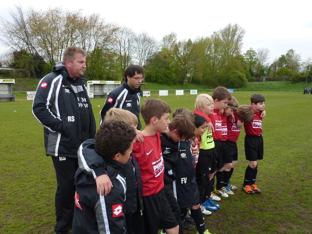 5:0 Sieg gegen den Tus Wickrath am 25.04.2012