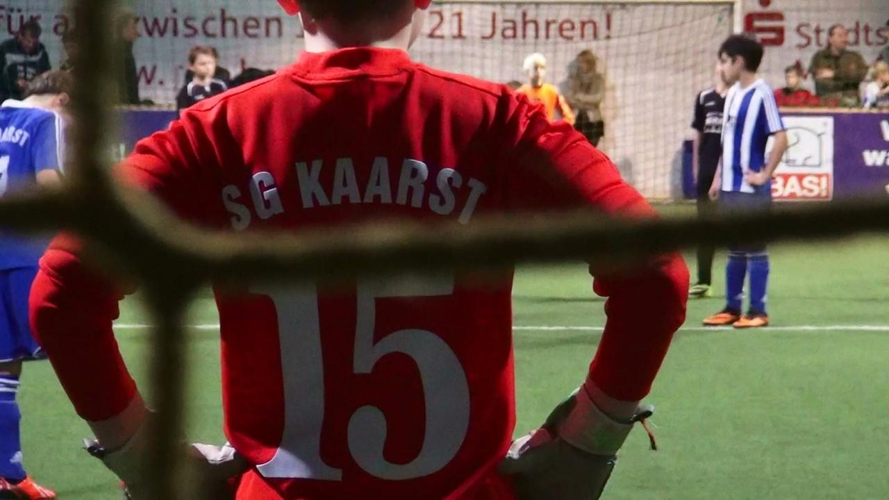 01.12.2013 -Turnier in der Laola-Halle