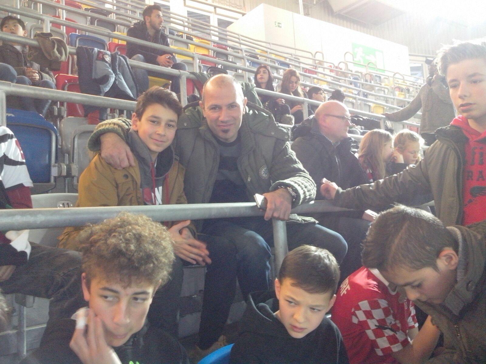 Telekom WinterCup ESPRIT Arena 14.01.2017