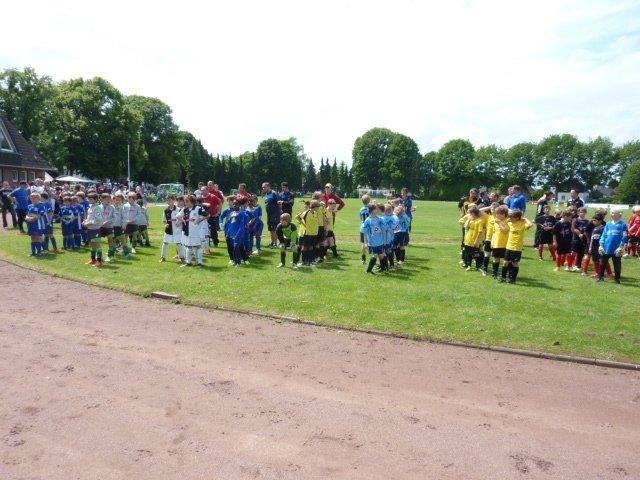 5. Platz bei den Feld-Stadtmeisterschaften 2012