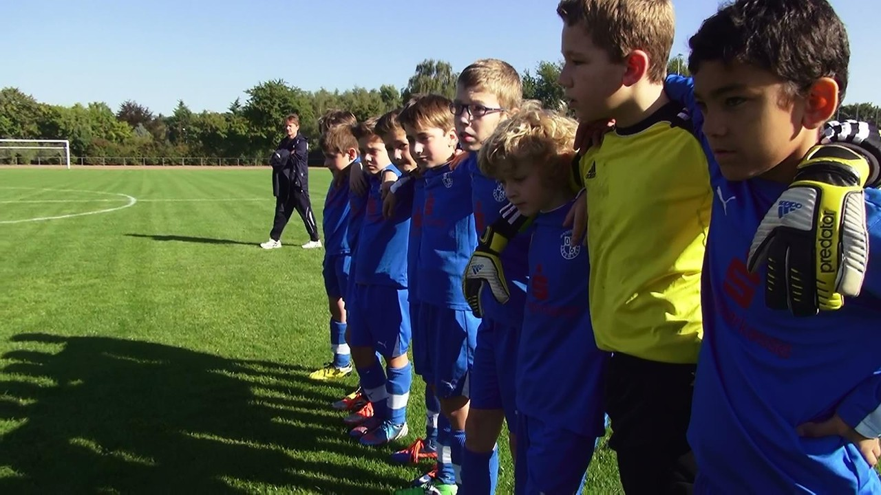 Meisterschaftsspiel in Neuwerk am 28.09.2013