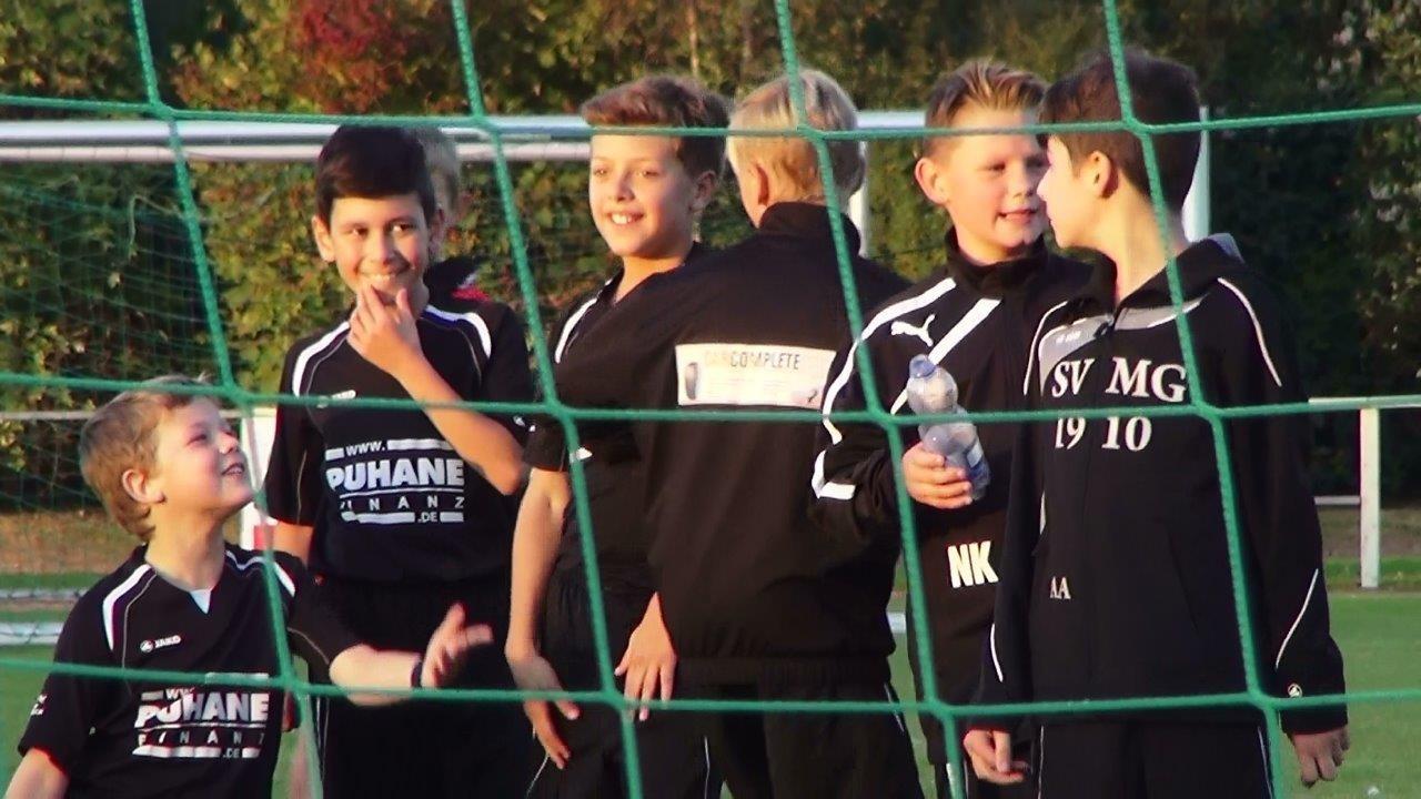 5:4 gegen Fortuna MG am 01.10.2013 im Sport-Pasch-Cup