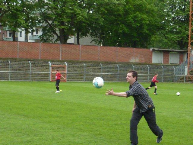6:2 Niederlage beim RSV am 10.05.2012
