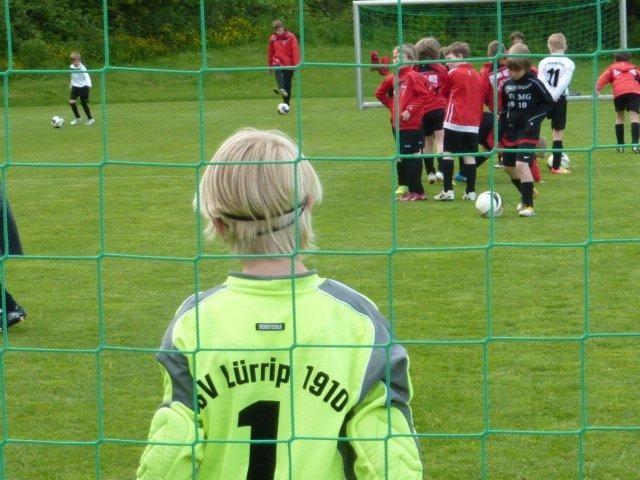 7:4 Niederlage beim Freundschaftsspiel in Wegberg Beeck
