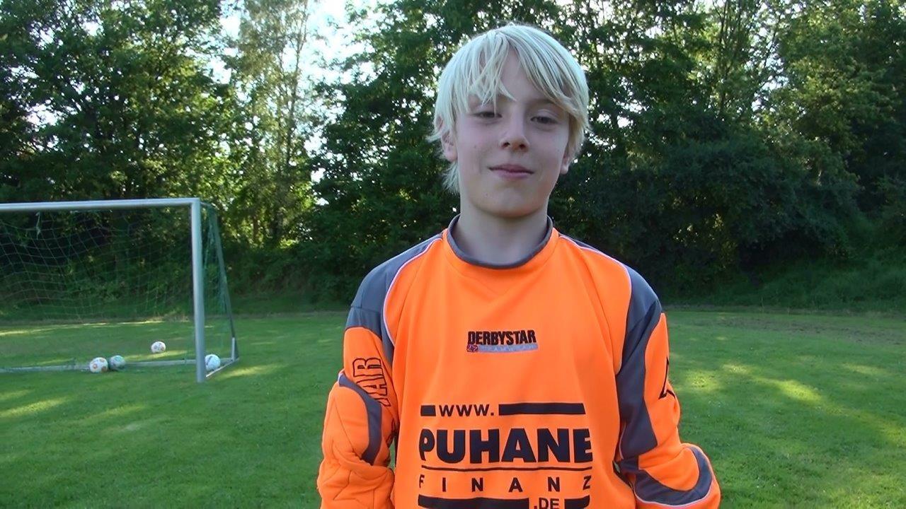 Tobi der Fußballer