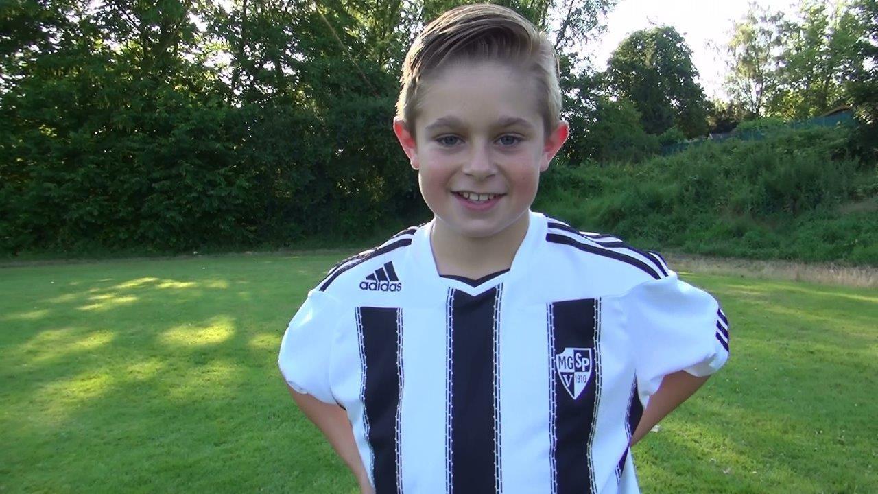 Alessandro der Fußballer