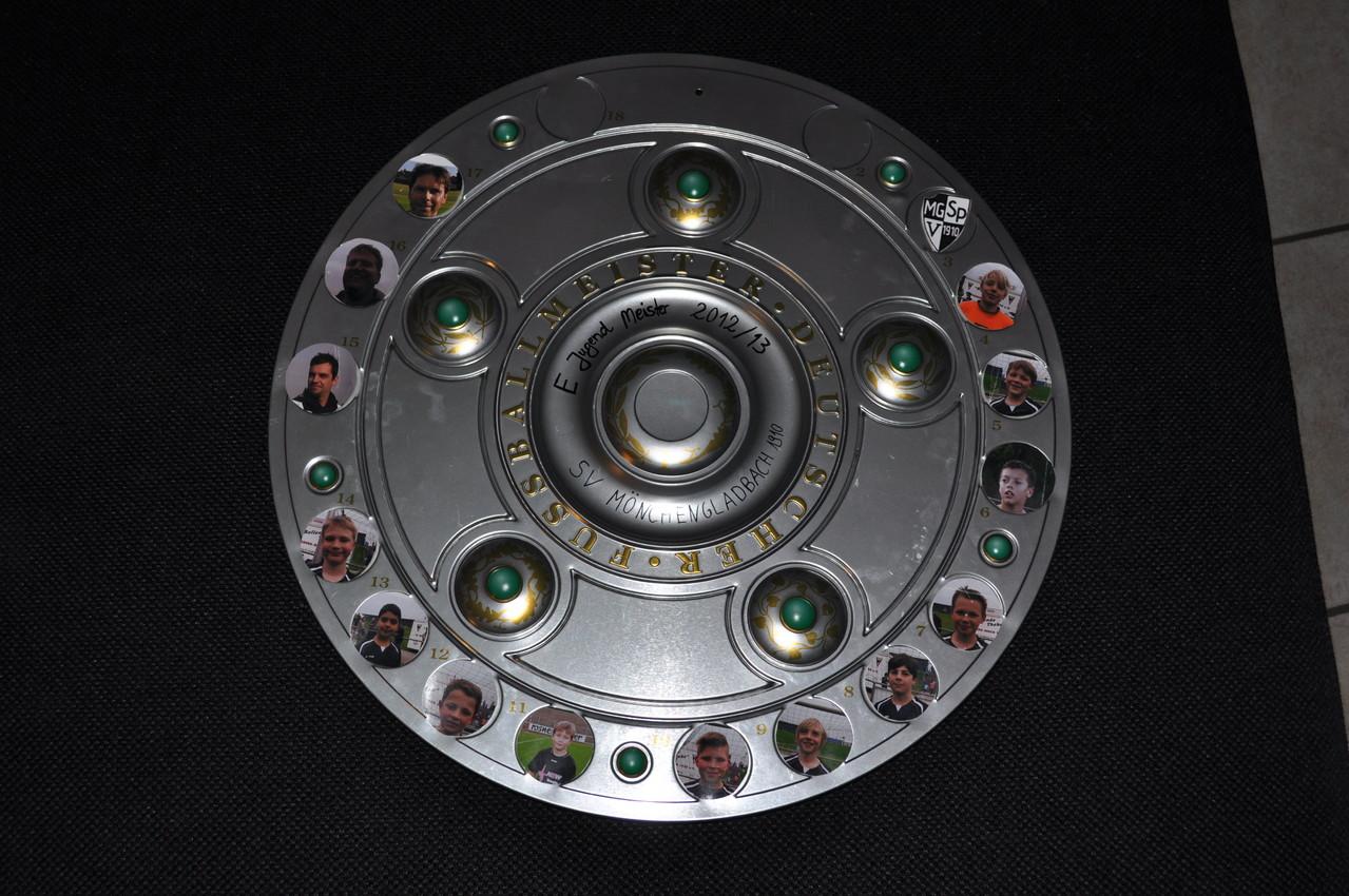 Meisterschaft des Jahrgangs 2003 E2 am 25.05.2013