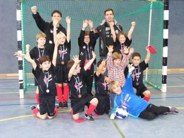Turniersieg am 04.03.2012 in Neuwerk
