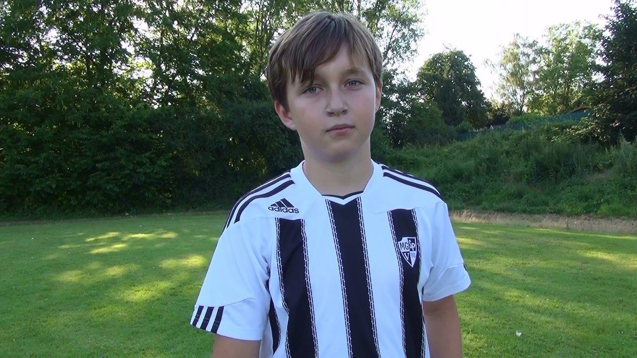 Yannick der Fußballer