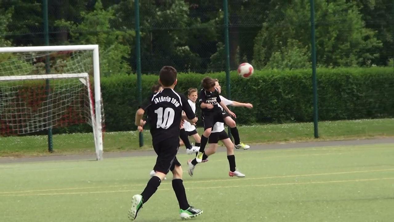 Viertelfinale Sport-Breuer-Cup in Orken Noithausen am 15.6.2013