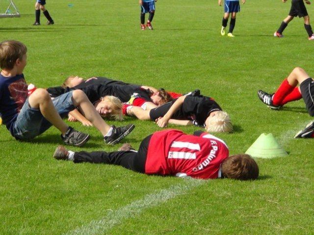 Meisterschaftsspiel am 01.09.2012 gegen Neuwerk