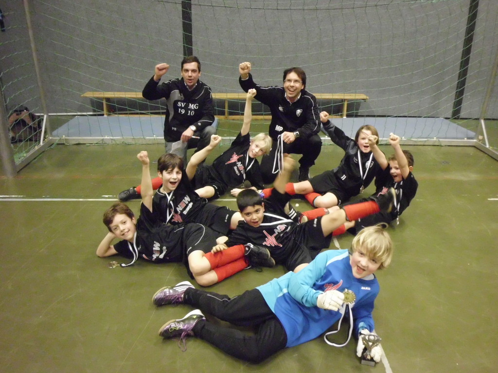 Turnier in Ratheim am 11.02.2012