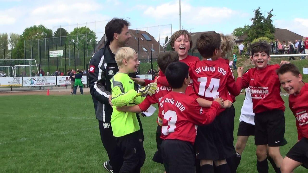 1. Platz im Finale gegen den 1. FC MG am 09.05.2013 in Ratheim