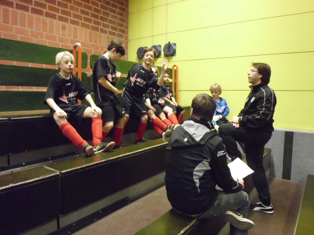 Turnier in Ratheim am 11.02.2012