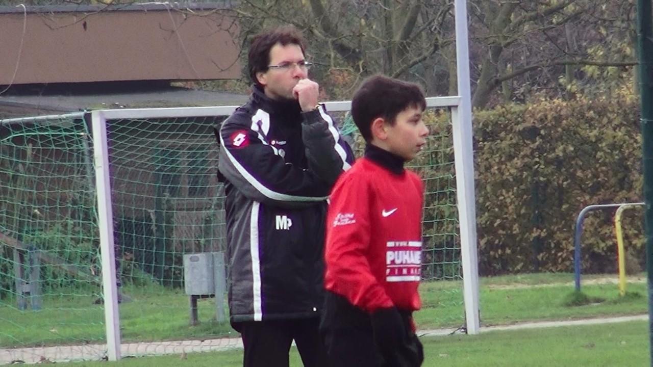7:0 Erfolg gegen den 1. FC am 23.11.2013